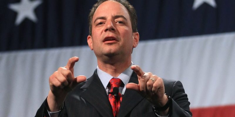 Reince Priebus Net Worth