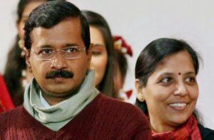 Arvind Kejriwal Wife