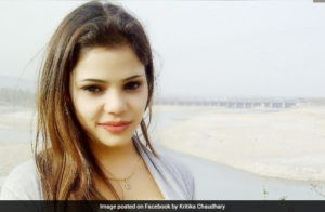 Kritika Choudhary